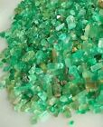REAL DEAL natural FACET Emerald Crystals GEM QUALITY and rough pieces Afghanist
