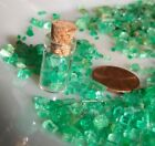 REAL DEAL natural Emerald Crystals Facet GEM QUALITY rough stones Afghan
