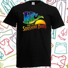 KC and The Sunshine Band Music Men's Black T-Shirt Size S to 3XL image