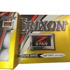 Brand New SRIXON Z-STAR Golf Balls 2018 Model Sleeves of 3 12 (Dozen) SALE PRICE