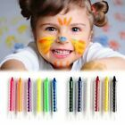 tiger face paint easy - 6 pcs Kid Face Paint Kit Paint Sticks Safe Non Toxic Body Easy Painting