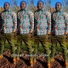 Towani Creations Ankara African Print Men's Shirt Size M/L/XL/XXL Ready to ship