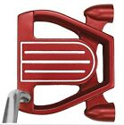 Tour Edge HP Series #10 Red Putter Right Handed - New 2018 - Choose Length