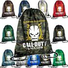 Call of Duty Black Ops 3 Skull - Gym Bag - Optionally Personalised