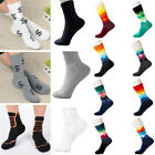 10pairs Mens Casual Sport Socks Cotton Golf Ankle High Soft Unisex Socks New Lot