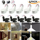 5X12M Outdoor Security PIR Infrared Motion Sensor Detector Switch 180° LED Light