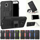 Hybrid Heavy Duty Rugged Armor Stand Case Cover For Samsung Galaxy S8 / S8 Plus