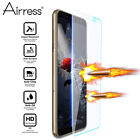Airress for Samsung A8 A8 Plus (2018) Latest Explosion-proof Tempered Glass
