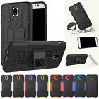 Hybrid Shockproof Rugged Armor Stand Case Cover For Samsung Galaxy A3 A5 A7 2017