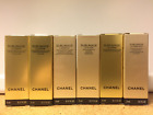 Chanel Sublimage La Creme Cream, Eye Cream, L'essence, La Fluide Sample NIB image