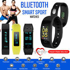 Kyпить Bluetooth Smart Bracelet Watch Heart Rate Calorie Counter Sport Fitness Tracker на еВаy.соm