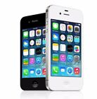 Apple iPhone 4S Factory Unlocked Smartphone Black/ White Perfect Condition