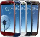 Samsung Galaxy S3 Black White Red Brown or Blue SPH-L710 Sprint *Refurbished*