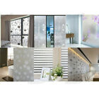 Hot Waterproof Window Decal Bathroom Frosted Glass Door Sticker Home Decor Art