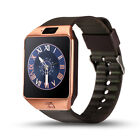 Cawono DZ09 2G GPRS Unlocked GSM Watch Phone Bluetooth Smart Watch For Android