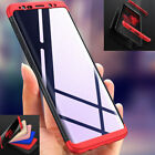 For Samsung Galaxy S9 /A8+ Shockproof 360° Full Protect Hybrid Armor Cover Case