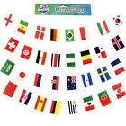 2018 FIFA World Cup Russia All 32 Teams Flags Bunting Football Soccer Banner