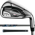 New 2017 Callaway XR Steelhead Iron Set Steel - Regular or S