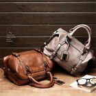 Women Leather Fashion Ladies Messenger Handbag Shoulder Bag Tote Satchel Purse