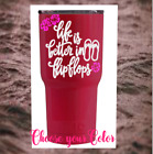 Monogram Vinyl Decal Sticker For Your ,Tumblers, Cups