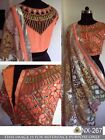 bridal saree lehenga Indian designer lengha sari pakistani wedding party Wear