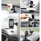 Universal 360 Car AUTO ACCESSORIES Rotating Phone Windshield Mount GPS Holder