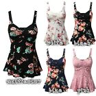 us stock plus size women summer floral