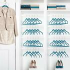 JOY Ultra Slim Huggable Hangers Buy 20, Get 20 Bonus Set Brass