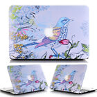 Floral Bird Anti-Scratch Matte Hard Shell Protective Skin for MacBook AIR 13.3""