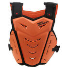 Motorcycle Chest Protector Amour Vest Racing Guard Protection Orange Off Road US