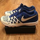Nike Train Speed 4 AMP Sneakers Kentucky WildCats Mens Shoes [844102-411]