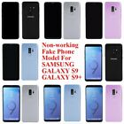 1:1 Non-Working Dummy Shop Display Fake Phone Model Toy Fr Samsung Galaxy S9 S9+