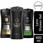 Kyпить Multi-Pack Lynx Mens Shower Gel Body Wash, 400ml - Ultimate Fragrance Collection на еВаy.соm