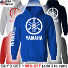Yamaha Factory Racing Hoodie Sweatshirt Sweater Shirt Motorcycle Motorsport Team