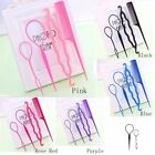 Charming Colors Disc Fun Style Ctional Pretty Band Tool Dressing Comb Hair