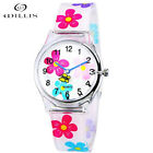 Women's Ladies Girls' Children's Fashion New Cute Water Resistant Sports Watches