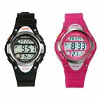 Outdoor Multifunction Waterproof Kids Girls Boys Sports Electronic Watch Watches image