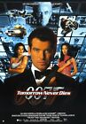 Tomorrow Never Dies Bond 007 Movie Iron on Tee T-Shirt Transfer £2.15 GBP on eBay