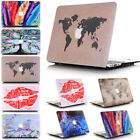 "Striate Marble Anti-Shock Matte Hard Case Shell for MacBook Air 13"" A1369 A1466"