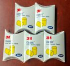 3M Ear Plugs E-A-R Classic Noise Reduction 29dB Yellow Foam Disposable PICKSIZEHearing Protection - 73942