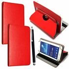 "For 9.7"" 10"" 10.1"" Android Tablet PC New 360 Universal Case Folio Leather Cover"