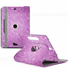 """New Universal Case Folio Leather Cover For Android Tablet PC 9.7"""" 10"""" 10.1"""" &Pen"""