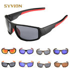 Men's Polarized Sports Sunglasses Outdoor Cycling Riding Fishing Goggles UV400 1