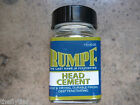 RAY RUMPF HEAD CEMENT .... HEAD CEMENT THINNER -- Fly Tying