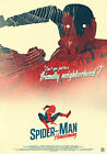Spiderman Homecoming Marvel Movie Poster Print T660