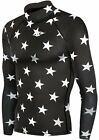 Take Five Mens Compression Baselayer Gym Long Sleeve Top Shirt Running Baseball