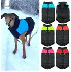 Waterproof Dog Vest Jacket Small Large Pet Puppy Winter Cold Weather Warm Clohes