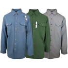 Carhartt Men's Chambray L/S Woven Shirt XL-4XL (Retail $45)