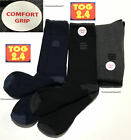 Men's Warm Winter Thermal  Socks Non Slip Ultimate Insulated Inspire 6-11 Tog