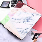 For Apple ipad Mini 3 4/5 6 Air Slim Granite Marble Flip Sta
